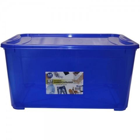 Контейнер Easy Box (47 л), Ал-Пластик