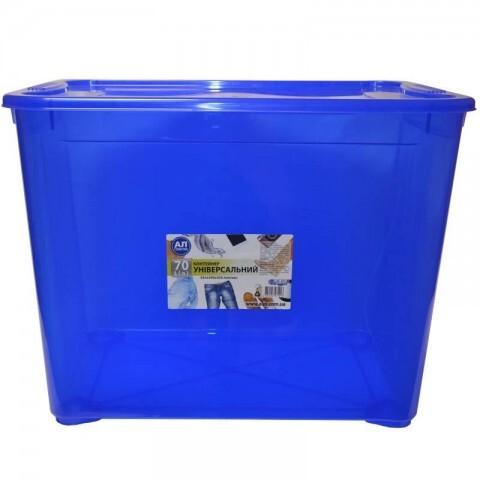 Контейнер Easy Box (70 л), Ал-Пластик