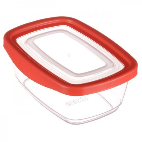Контейнер герметичный Keeper 0.8л,  Ал-Пластик, Контейнеры пищевые