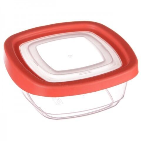 Контейнер герметичный Keeper 0.4л,  Ал-Пластик, Контейнеры пищевые