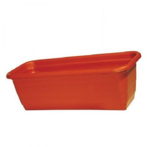 Ящик для цветов балконный, 45030136, Lamela, Сад